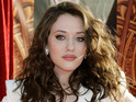 Kat Dennings says she isn't 'a weirdo' and hates the word 'quirky'.