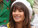 Lea Michele says that she will share several storylines with Darren Criss in the new season of Glee.