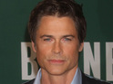 Rob Lowe says that he wishes that social networking was around earlier in his career.