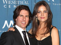 The actor declares that wife Katie Holmes is the love of his life.