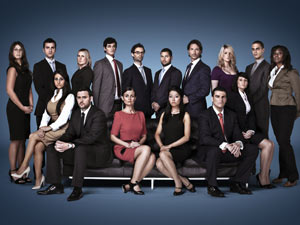 The season 7 candidates from &#39;The Apprentice&#39;