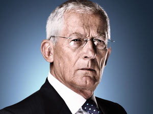 Nick Hewer from 'The Apprentice'