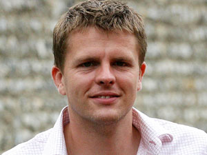 TV presenter Jake Humphrey