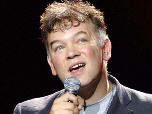 Comedian and writer Stewart Lee