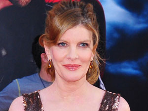 Rene Russo at the Los Angeles premiere of 'Thor'