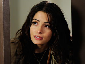 Kate Reed (Sarah Shahi) from 'Fairly Legal'