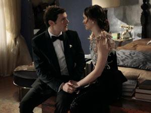Gossip Girl S04E21 - Blair and Louis