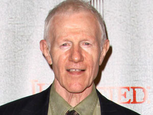 Actor Raymond J Barry