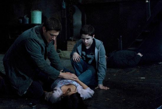 Dean, Lisa and Ben