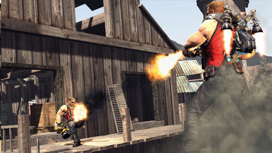 Gaming Gallery: Duke Nukem Forever Multiplayer