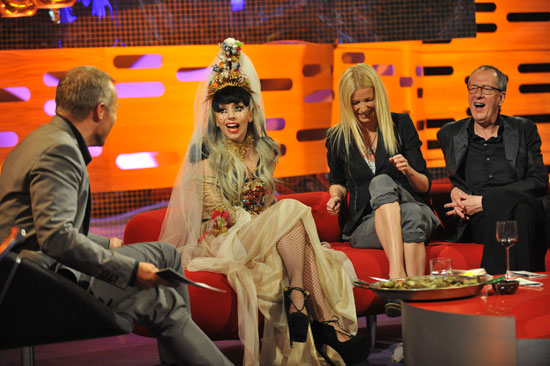 Lady Gaga on The Graham Norton Show