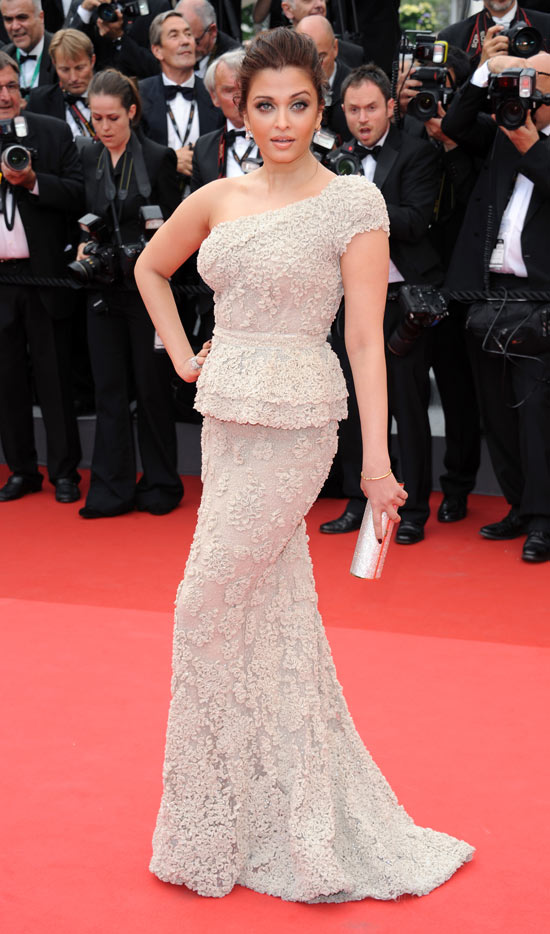 Aishwarya Rai Bachchan at the Cannes Film Festival