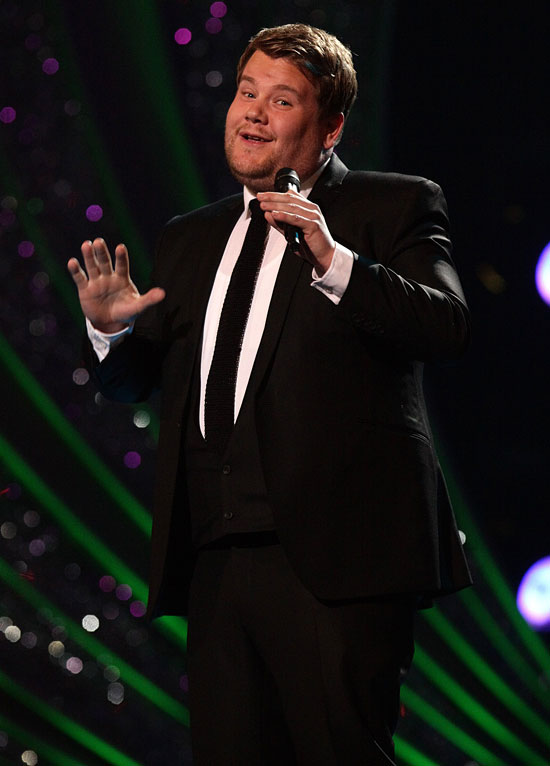 James Corden NMAs