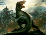 'Dominion: Dinosaurs versus Aliens'