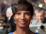 Athlete Denise Lewis
