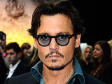 'Pirates of the Caribbean: On Stranger Tides' Premiere: Johnny Depp
