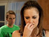 Kylie worries when David suggests getting a solicitor to help get Max back