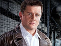Kai Owen says his Torchwood character Rhys's sole motivation is to protect his wife Gwen and their child.