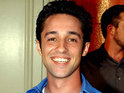 Thomas Ian Nicholas jokes that his son may be a doctor.