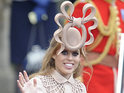 The exotic hat worn by Princess Beatrice at the royal wedding sells on eBay for $130,000.