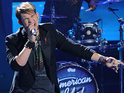 American Idol's James Durbin signs with Wind-up Records.