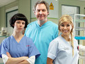 BBC medical drama Holby City announces the casting of two new regular nurses.