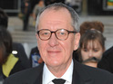 Australian actor Geoffrey Rush is honored for his stage and screen achievements.