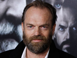 Actor Hugo Weaving