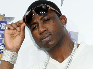 Rapper Gucci Mane
