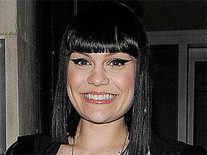 Jessie J leaving the BBC Radio 2 studios in London