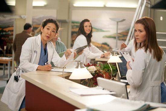 Grey's Anatomy S07E22