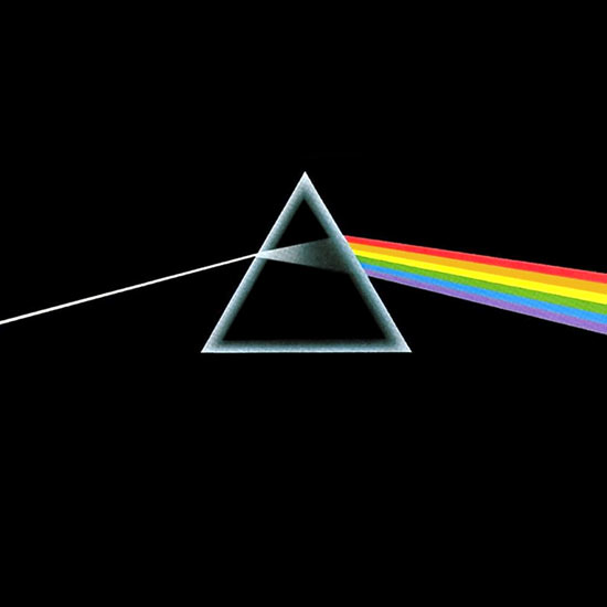 Pink Floyd 'The Dark Side Of The Moon;