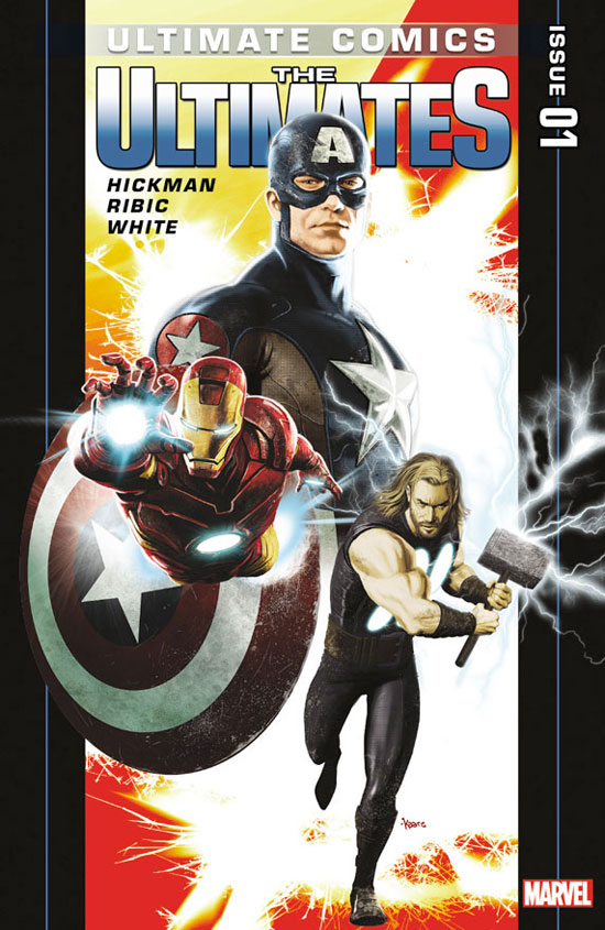 Marvel's Ultimate Universe Relaunch