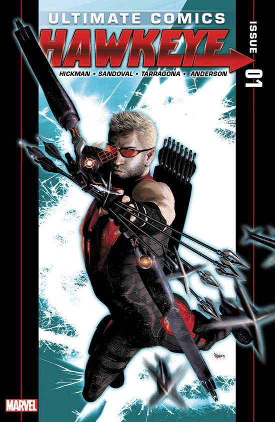 Ultimate Comics Hawkeye