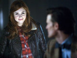 Amy Pond (KAREN GILLAN), The Doctor (MATT SMITH)