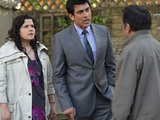 Masood marches up to Zainab and demands to know why Syed and Christian are starting a family.