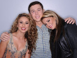American Idol Final 3: Haley Reinhart, Scotty McCreery and Lauren Alaina