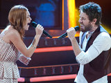 The Voice: Elenowen (Josh and Nicole)
