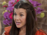 Imogen Thomas appears on 'This Morning'