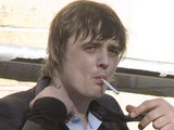 Pete Doherty at Snaresbrook Crown Court