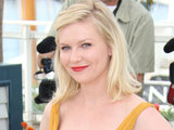Kirsten Dunst at the Melancholia photocall at Cannes Film Festival