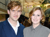 Dan Stevens and Laura Carmichael from Downton Abbey