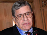 TV personality Jerry Lewis