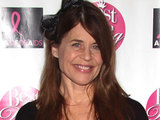 Actress Linda Hamilton
