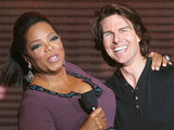 Tom Cruise and Oprah Winfrey on 'Surprise Oprah! A Farewell Spectacular'