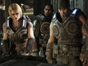 The first Gears of War 3 campaign footage is shown at the end of the Champions League final.