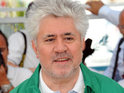 Director Pedro Almodóvar says that thrillers are currently his favorite type of movie.