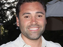 Boxer Oscar De La Hoya says drug use and cheating nearly destroyed his life.