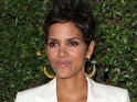A man accused of stalking Halle Berry is arrested near the star's home in Los Angeles.