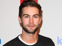 Chace Crawford says that he will make a great uncle.